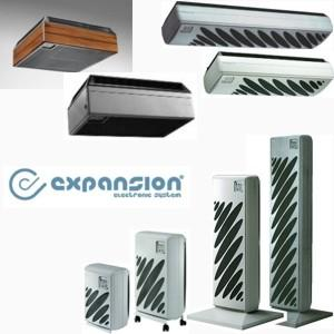 Expansion Electronic Luftreinigungssysteme