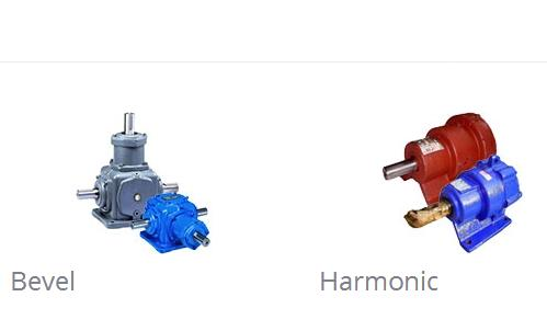Speed Reducers and Gearmotors