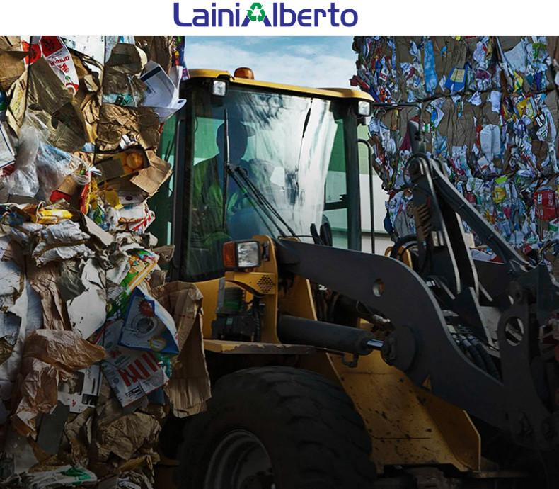 Laini Alberto RACCOLTA E SMALTIMENTO RIFIUTI