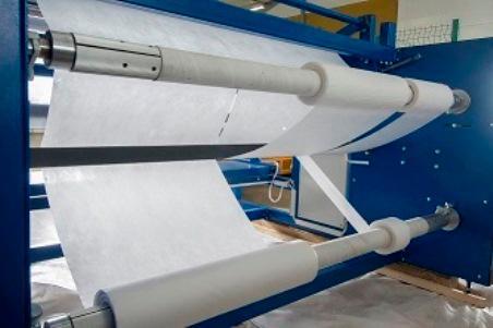 machine longitudinal cutting roll