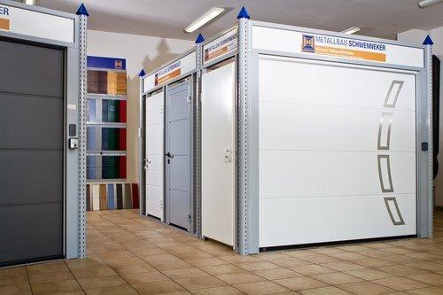Ausstellung Schwenneker-Metallbau Werl