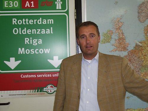 Sintrex douaneformaliteiten, Rotterdam, Riga en Moscow, begeleidende documenten bij Rusland Transport