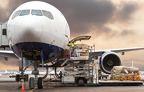 Luftfracht Logistik