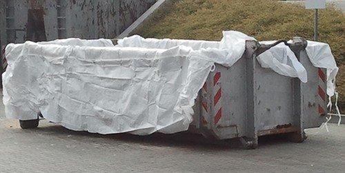 Liner für Container/Mulde