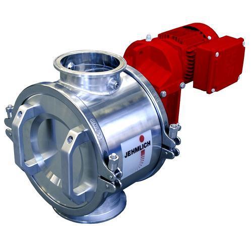 GMP rotary valve