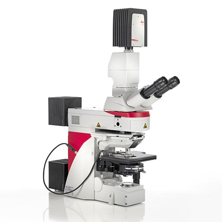 The Leica DM6 B Upright Microscope includes the Leica DFC7000 T Camera and LAS X Software.