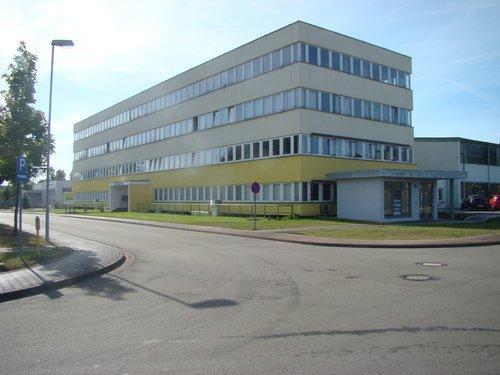 TRIBO Hauptgebäude