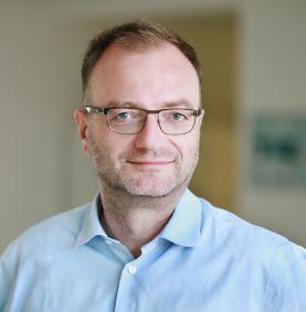 Ralf Becher, Geschäftsführer