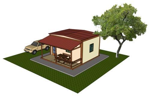PIKY, il bungalow ideale per le tue vacanze