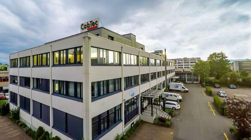 CabTec Hauptsitz Schweiz