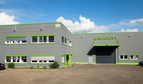 B-SAFETY Firmenzentrale