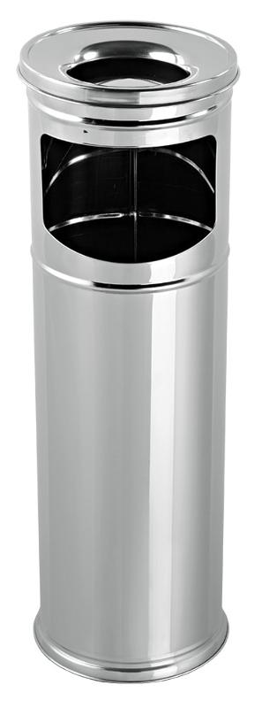 Stainless steel Column Ashtray