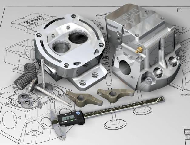 Composants de rechange pour véhicules industriels et engins