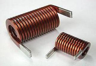 Inductive hollow coil