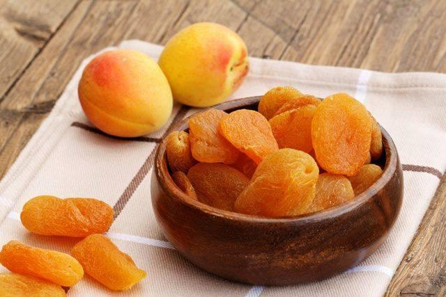 We are exporter dried apricot