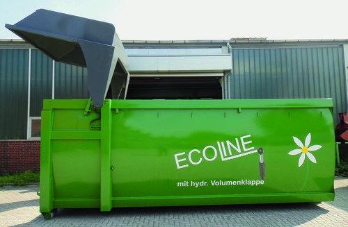 Eco mit Volumenklappe