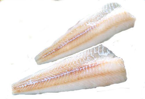MSC-Cod fillets skinless & boneless.  100/150g. & 150/200g. IQF