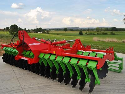 Agricultura y silvicultura: máquinas y accesorios