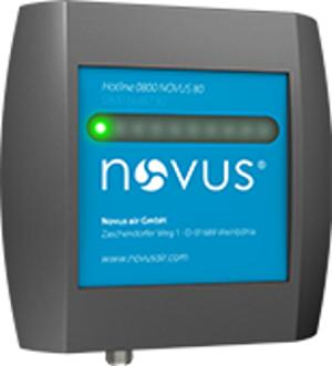 SPS-Modul mit Partikelsensor von NOVUS