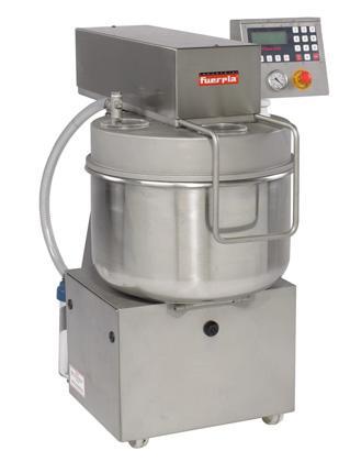 Vacuum  mixer AO-85-AUT