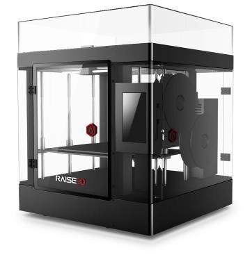 Revendeur officiel des imprimantes 3D Raise marque premium pour les professionnels