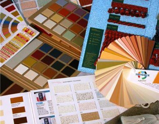 SERIPRINT Campionari - Mazzette Colore