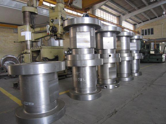 We are experienced in CNC Machining of different parts of wellhead valves such as SPOOL