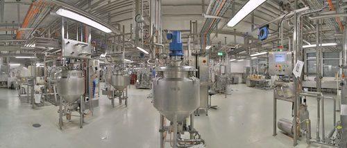 EFON Produktionshalle