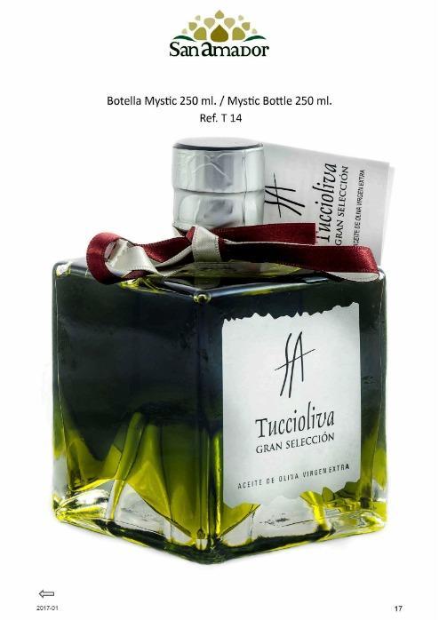 Mystic, aceite oliva virgen extra