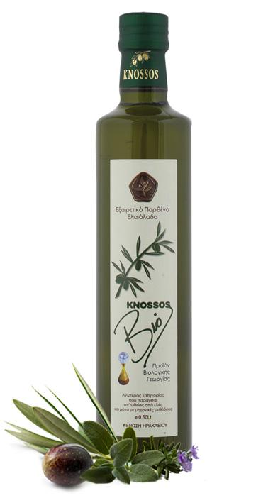 in 500ml green marasca for complete protection from light,  high quality product of organic farming, cerified by BIO HELLAS