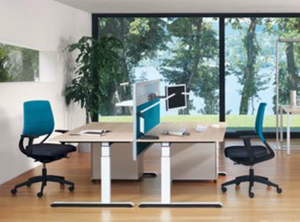 Es gibt Büromöbel und es gibt temptation c. Der Unterschied: Erstere erfüllen lediglich eine Funktion, zweitere setzen gleichzeitig neue Maßstäbe für den modernen ergonomischen Büroarbeitsplatz.