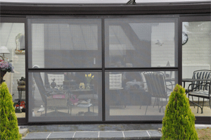 Belmoustiquaire moustiquaires pour fen tres cabines - Moustiquaire porte fenetre coulissante ...