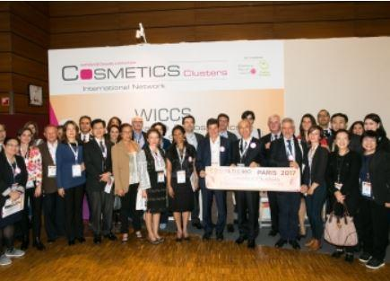 Cosmetic clusters international network