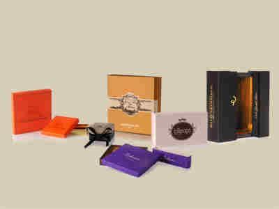 BAG & PACK - Coffrets de luxe sur mesure