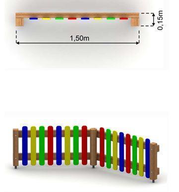 Low fence 600 EL