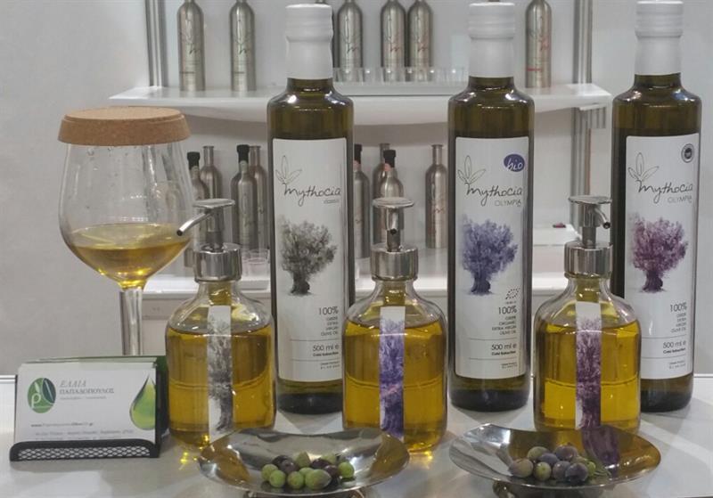 High quality Greek olive oil