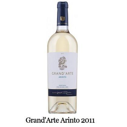 GRAND'ARTE ARINTO 2011