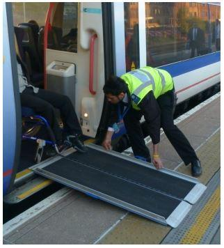 AOS is a leading provider or rail security services in the UK.