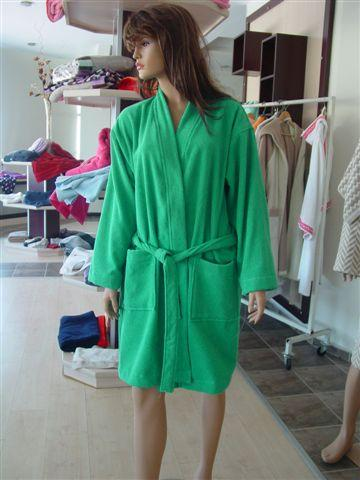 We produce bathrobe according to your request.