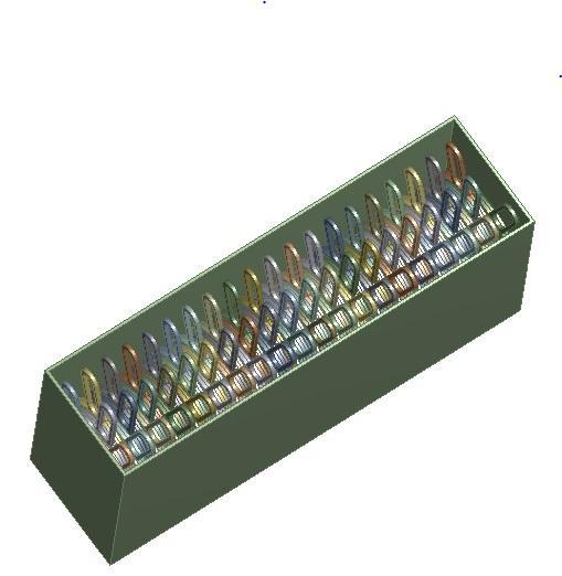 C'est une boite qui contient 60 porte gants