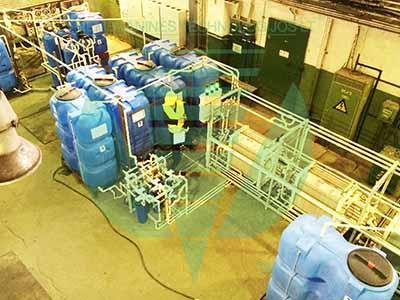 Очистка цианидсодержащих сточных вод - электродиализная установка ЭМУ-3 и ЭМУ-24. Больше информации найдете на нашей официальной странице mtlt.lt