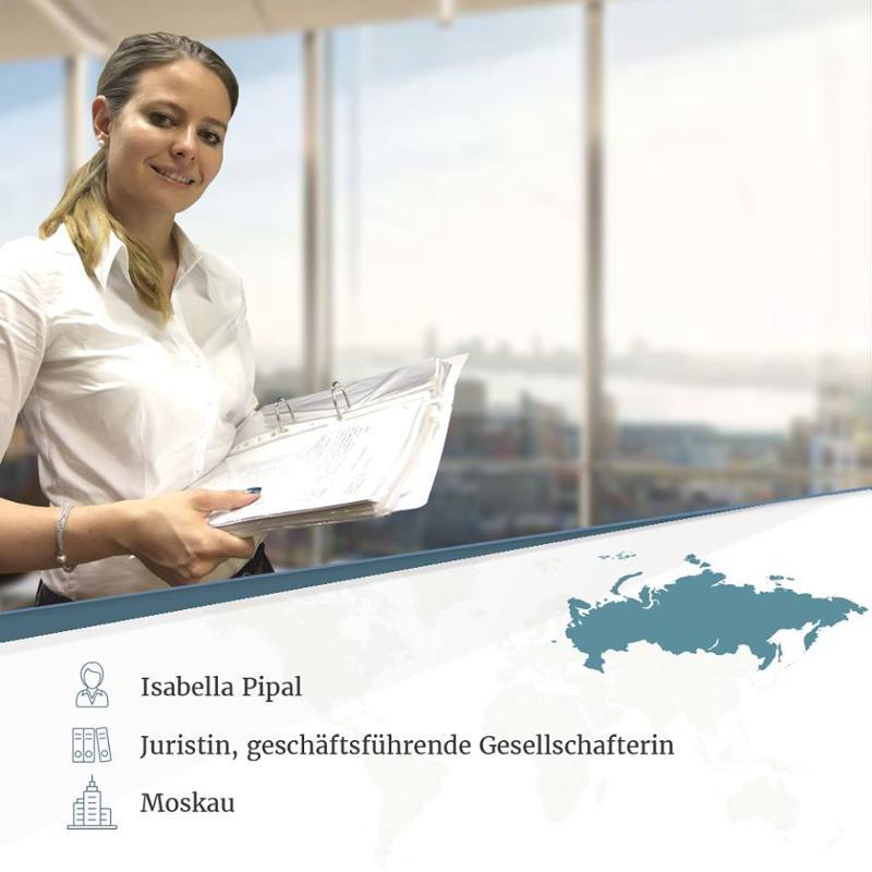 Generaldirektorin von PIPAL ILG