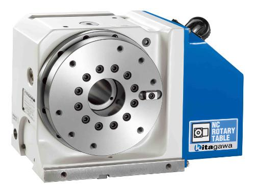 The Kitagawa GT Series High Clamping Torque Rotary Tables are suitable for heavy machining. A wide range of rotary tables to suit your exact needs are also available.