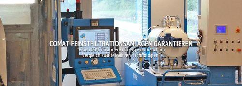 Feinstfiltrationsanlagen