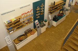 Ein kleiner Überblick in unsere Verkaufsausstellung in Berlin-Marienfelde