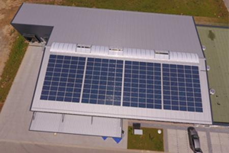 eigene Photovoltaik-Anlage