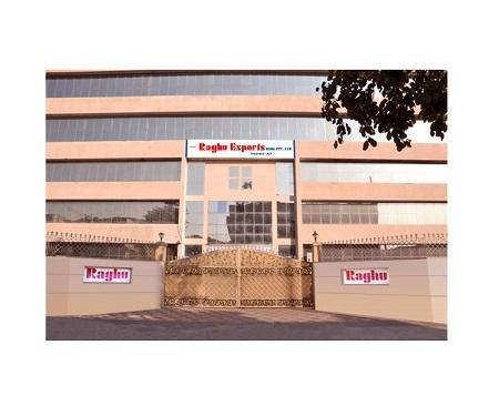 Raghu Exports (India) Pvt. Ltd. Factory located at Leather Complex, Jalandhar (Pb).