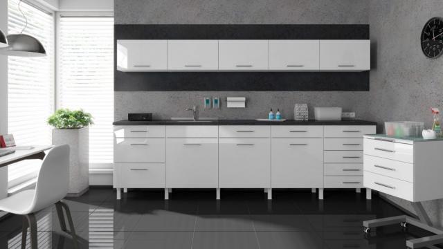 Medical interiors mobili contemporanei mobili per for Arredamento studi dentistici