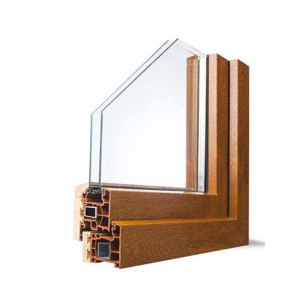 Our products are very special. Our window is natural wood interior the remaining part is in the house exterior is PVC.Natural wooden interior wall allows you to breathe healthy in spacious spaces.