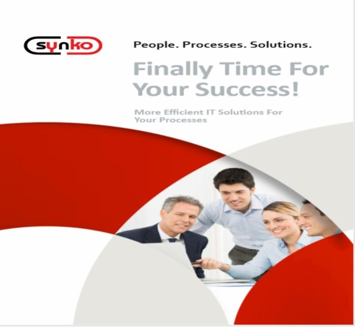 synko GmbH - More Efficient IT Solutions For Your Processes